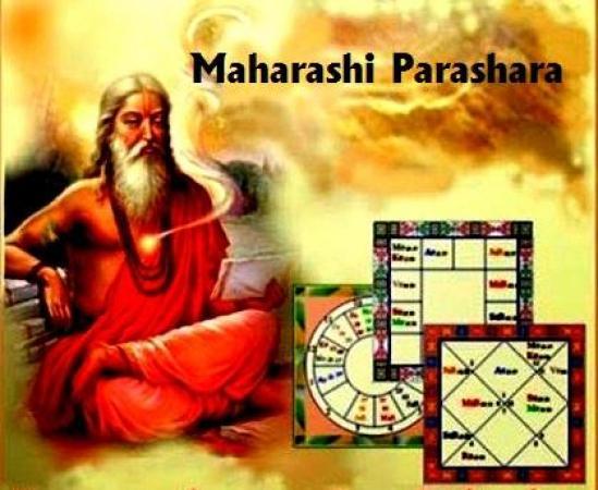 印度占星祖師 Maharashi Parashara