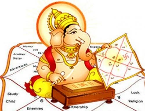 印度占星精進基礎班 第六期 開課通知